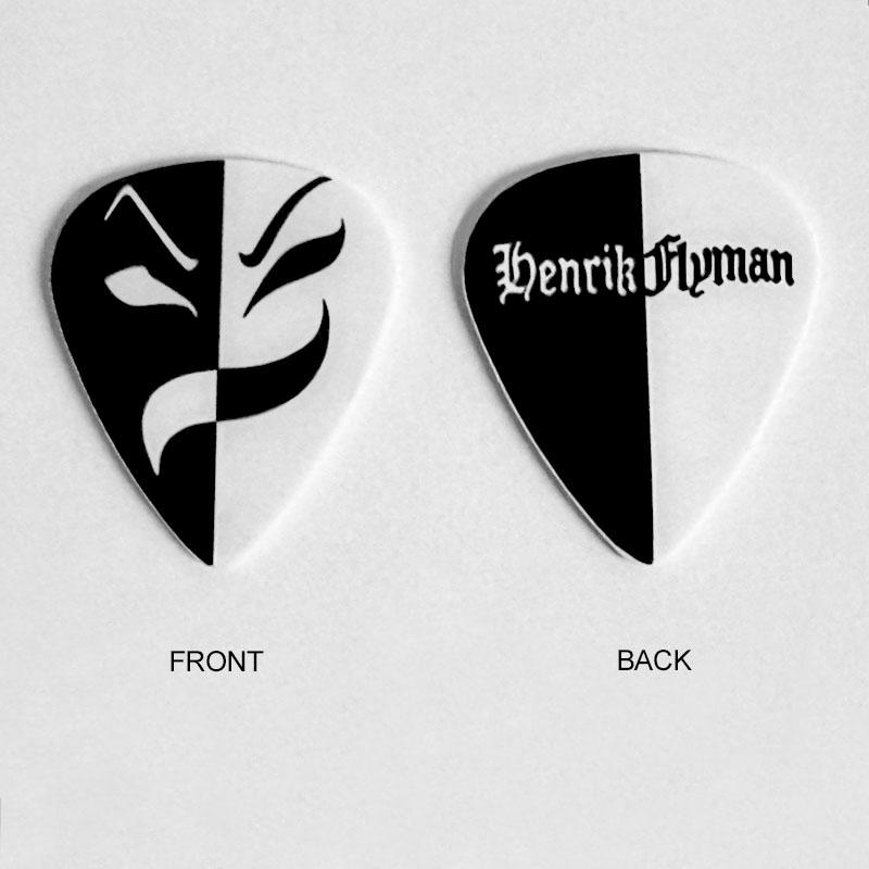 Guitar pick (Henrik Flyman original)
