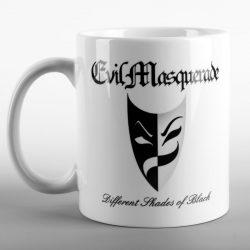 "Coffee mug ""Different Shades of Black"""