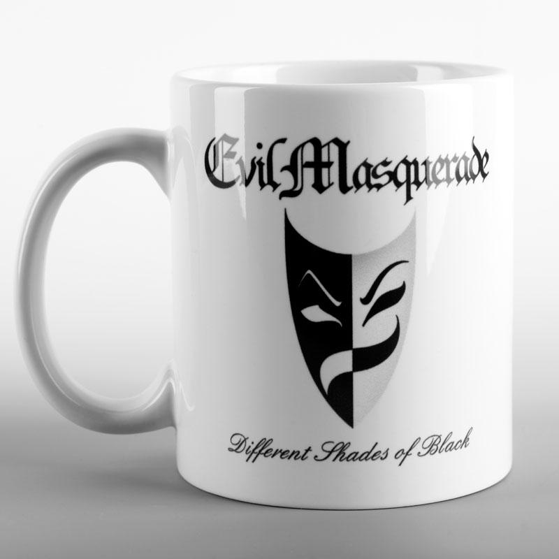 Different Shades of Black coffee mug