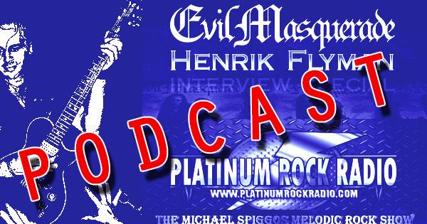 The Michael Spiggos Melodic Rock Show with Henrik Flyman