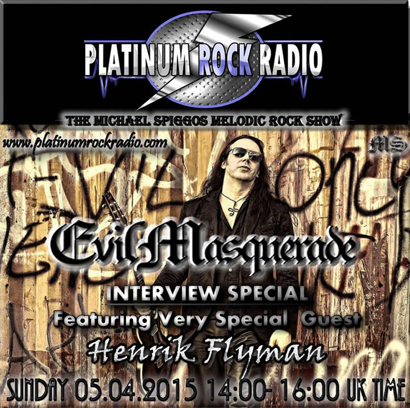 The Michael Spiggos Melodic Rock Show