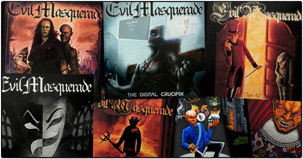 Evil Masquerade - discography