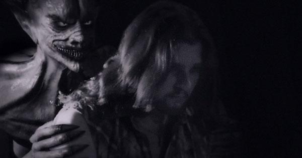 A Silhouette - Evil Masquerade - David Troest