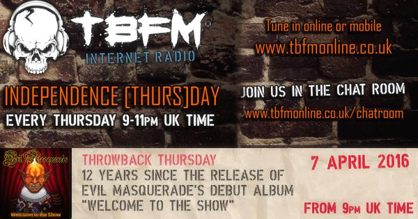 TBFM Online celebrates 'Welcome to the Show'