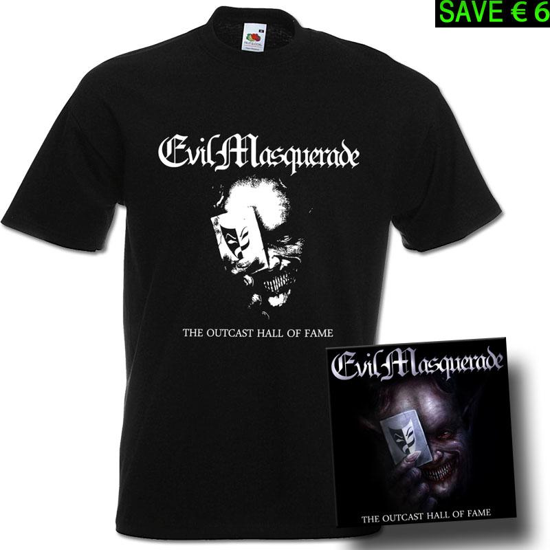 Evil Masquerade - The Outcast Hall Of Fame - bundle - save 6