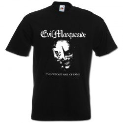 The Outcast Hall Of Fame t-shirt