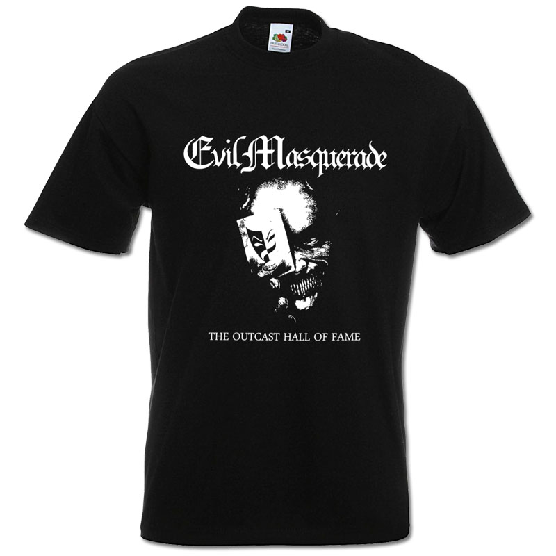 Evil Masquerade - The Outcast Hall Of Fame - t-shirt