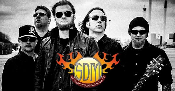 Evil Masquerade interview Seigneurs Du Metal