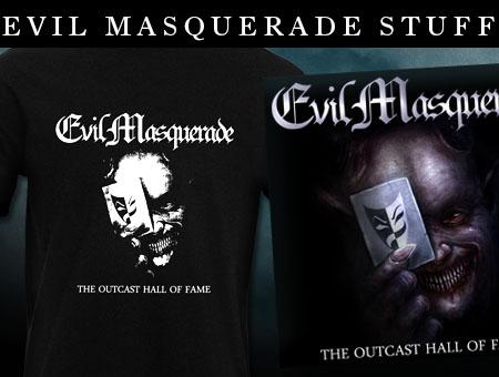 Evil Masquerade stuff 2016