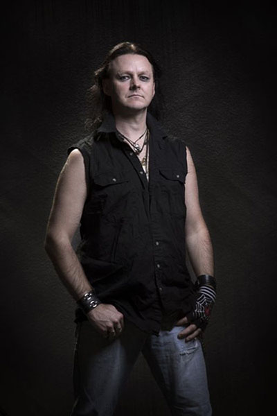 Jens Berglid (photo PAISTE CYMBALS)