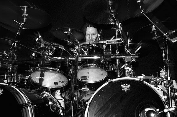 Jens Berglid (photo Thomas Trane)