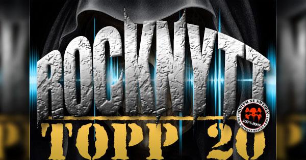 Rocknytt Topp 20
